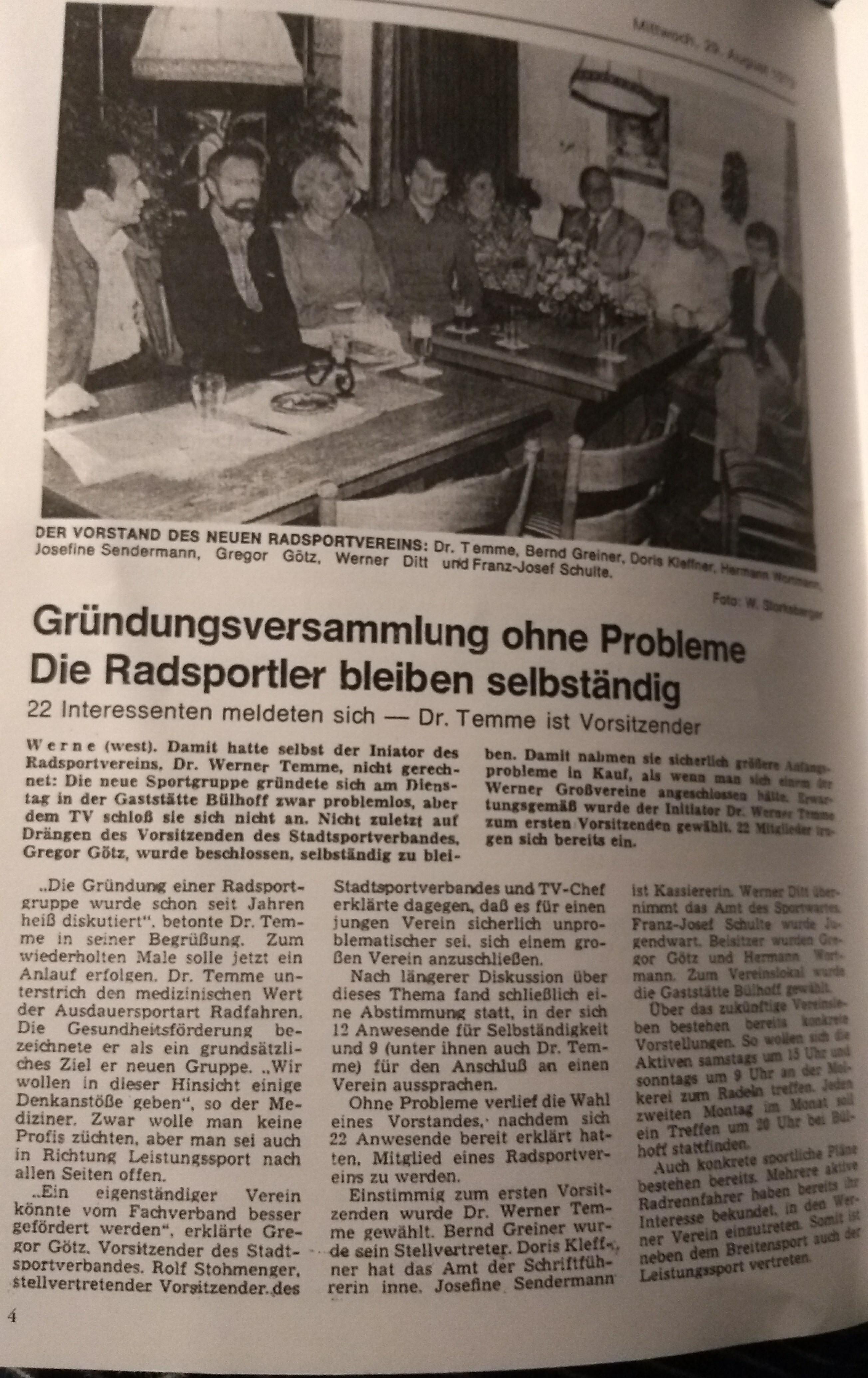 ZEitung_Gründung_RSC