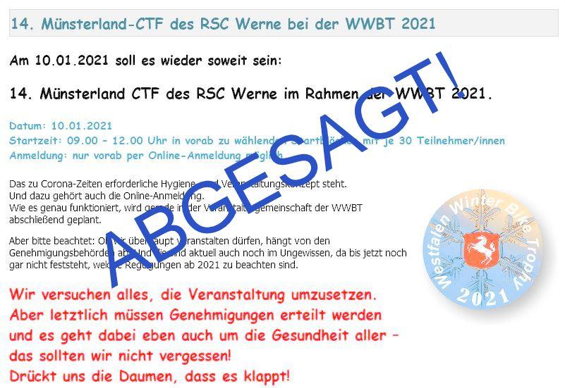 Absage WWBT 2021_RSCWebsite